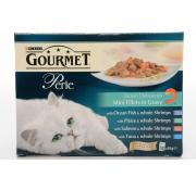 Gourmet Pearle Ocean Delicacies Mini Fillets in Gravy