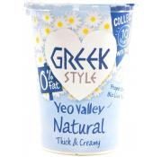Yeo Valley Natural Greek Style 0%