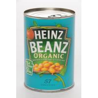 Heinz Baked Beans Organic image