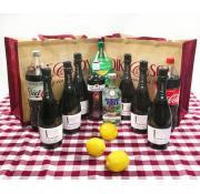 Stock Gaylard Hen Night Hamper for 12 (£9.59 per person)