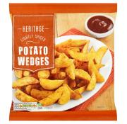 Heritage Lightly Spiced Potato Wedges