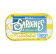 Heritage Sardines In Sunflower