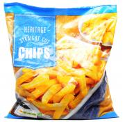 Heritage Straight Cut Chips