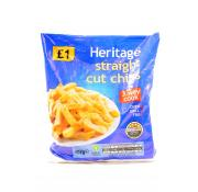 Heritage 3 Way Cook Straight Cut Chips