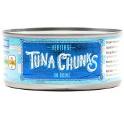 Heritage Tuna Chunks In Brine
