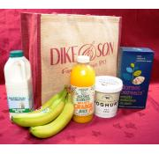 Healthy Breakfast Bag