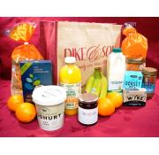 Continental Breakfast Bag