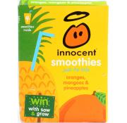Innocent Smoothie for Kids Orange Mango And Pineapple