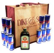 The Jagermeister and Red Bull Bag