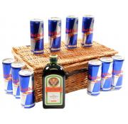 The Jagermeister and Red Bull Hamper (Small)