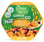 John West Tuna Light Lunch Mexican