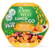 John West Tuna Light Lunch Mexican image