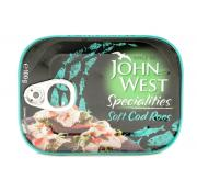 J West Soft Cod Roes