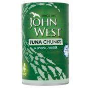 J West Tuna Chunks Springwater