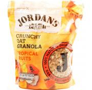 Jordans Crunchy Oat Granola Tropical Fruits