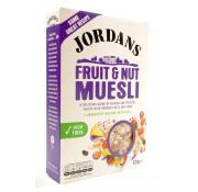 Jordans Fruit and Nut Muesli
