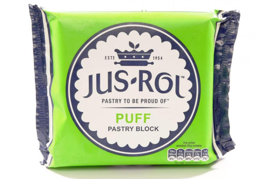 Jus Rol Puff Pastry Sheets Jus Rol Puff Pastry Block