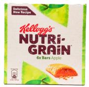 Kelloggs Nutrigrain Apple Cereal Bar