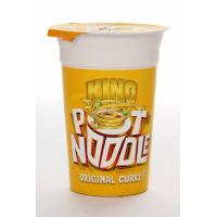 King Pot Noodle Original Curry image