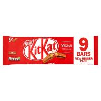 Nestle Kitkat Milk 2 Finger image