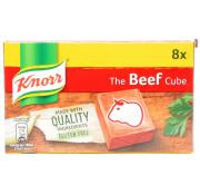 Knorr Stock Cubes Beef