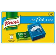 Knorr Stock Cube Fish
