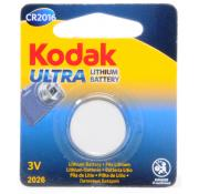 Kodak Ultra Lithium Battery CR2016