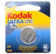 Kodak Ultra Lithium Battery  CR2032