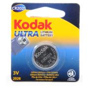 Kodak Ultra Lithium Battery CR2025