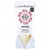 Kold Frozen Lychee Martini Cocktail