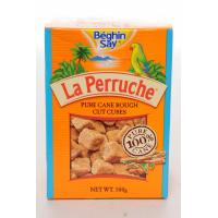 La Perruche Rough Cut Brown Sugar Cubes  image