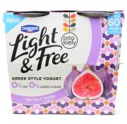 Danone Light and Free Limited Edition Fig n Honey