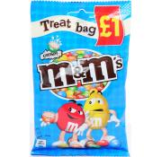 M and Ms Crispy Treat Bag