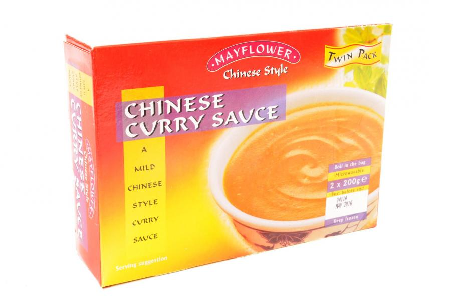 Dike Son Mayflower Chinese Curry Sauce