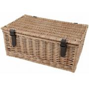 Wicker Hamper (Medium)