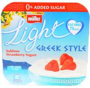 Muller Light Greek Strawberry