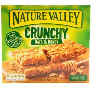 Nature Valley Oats and Honey Cereal Bars