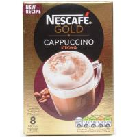 Nescafe Gold Cappuccino Strong image