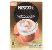 Nescafe Gold Cappuccino Unsweetened