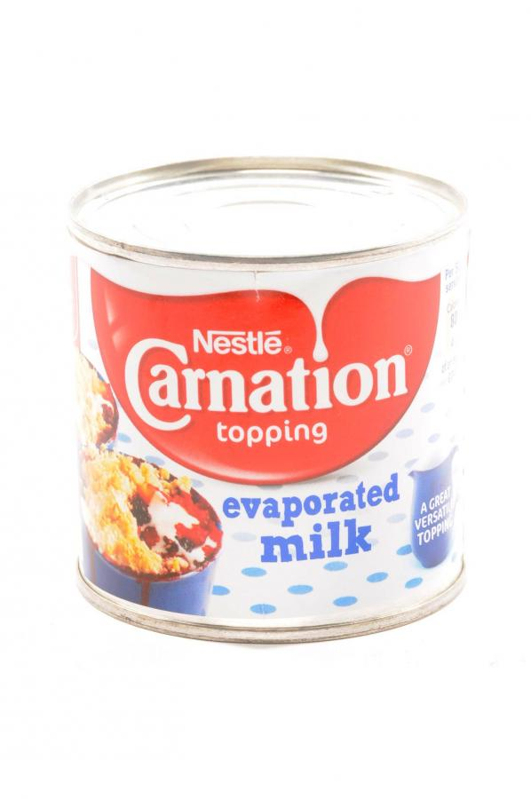 how to make creamed rice with evaporated milk