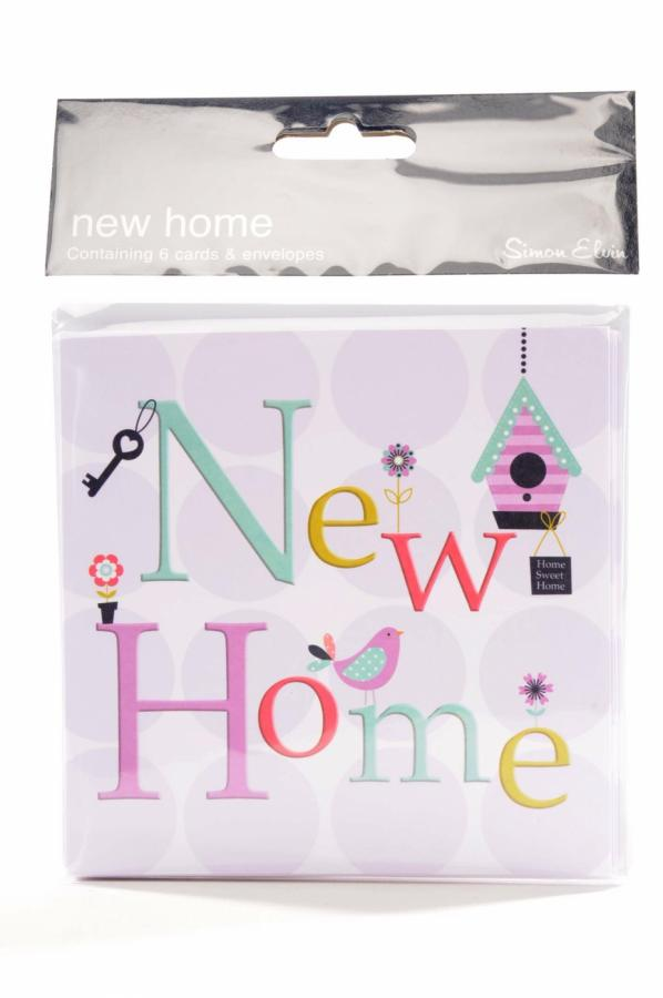 Dike Son New Home Announcement Cards