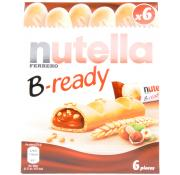 Nutella B-ready Cereal Bars