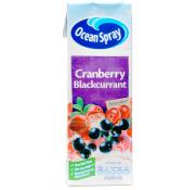 Ocean Spray Cranberry and Blackcurrant