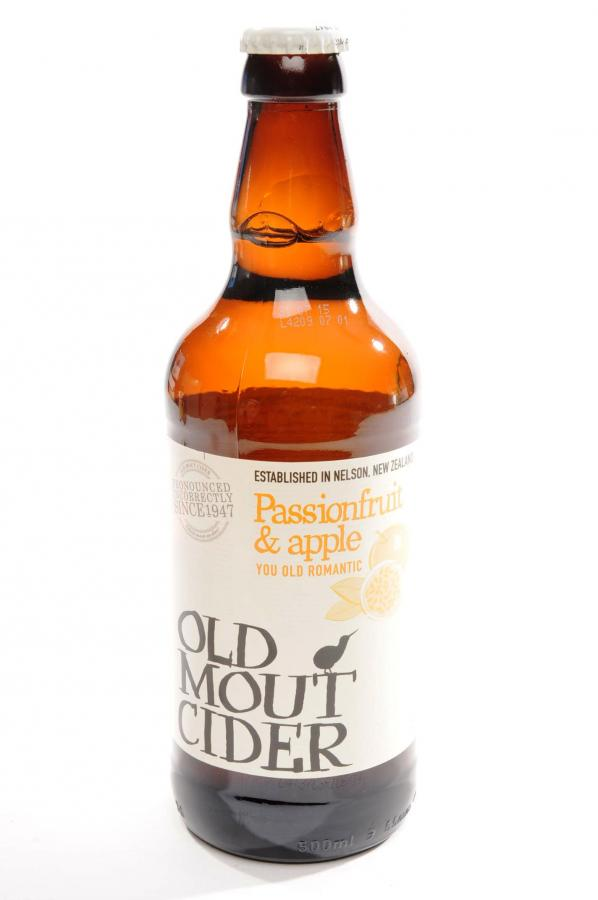Dike Amp Son Old Mout Passionfruit And Apple Cider