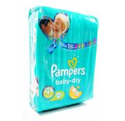 Pampers Baby Dry Size 4+ Bumper Pack
