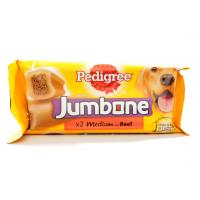 Pedigree Jumbone Medium Beef image