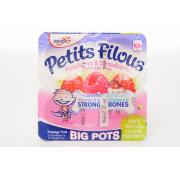 Yoplait Petit Filous Strawberry And Raspberry