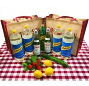 Stock Gaylard Pimms Hamper For 6 (£7.50 per person)