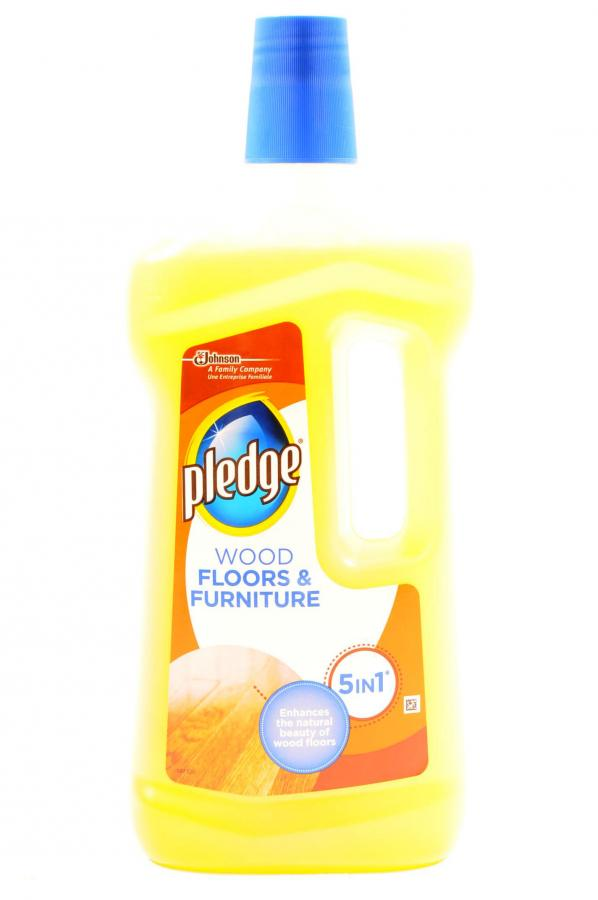 Dike Son Pledge 5 In 1 Wood Floors And Furniture Cleaner
