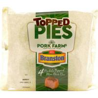 Pork Farms Topped Mini Pork Pie with Branston Pickle image